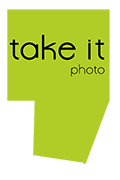 Take it Photo Studio logo